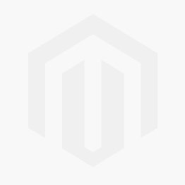 Skull Tattoo Bottle Blau